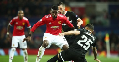 Манчестер Юнайтед – Севилья 1:2 видео голов и обзор матча Лиги чемпионов
