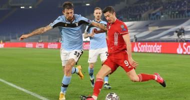 Лацио - Бавария 1:4 видео голов и обзор матча Лиги Чемпионов