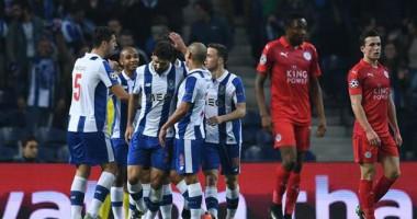 Порту - Лестер Сити 5:0 Видео голов и обзор матча Лиги чемпионов