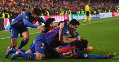 Камбэк-клуб: Нью-Ингленд поздравил Барселону с невероятной победой