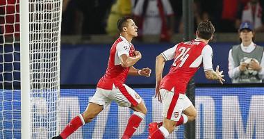 ПСЖ - Арсенал 1:1 Видео голов и обзор матча Лиги чемпионов