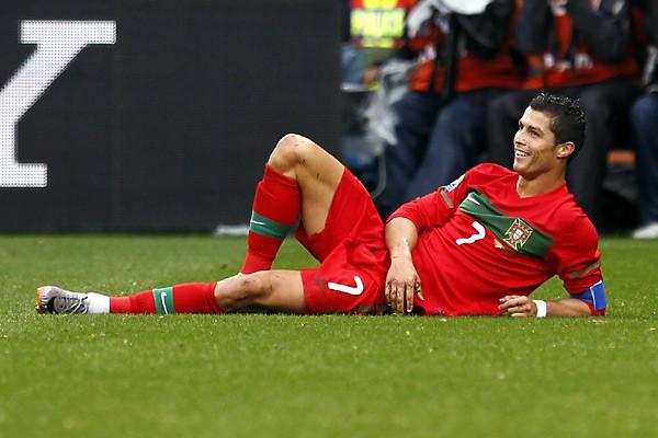 Золотой мяч: Криштиану Роналду стал лучшим футболистом 2013 года