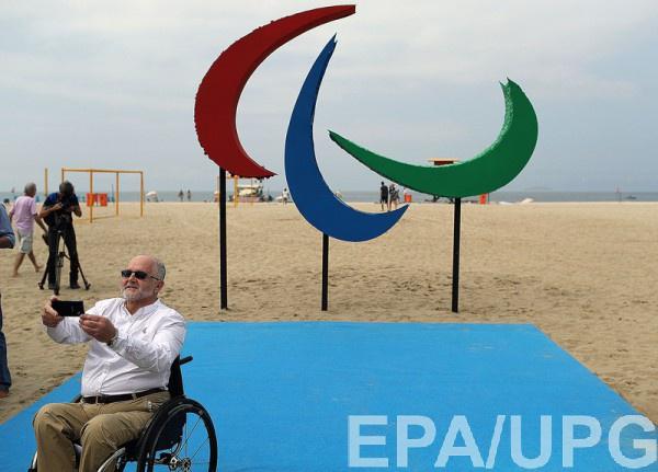 7 сентября в Рио стартуют Паралимпийские игры