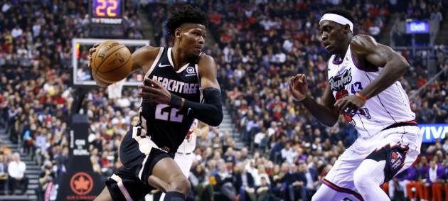 НБА: Атланта уступила Торонто, Филадельфия обыграла Голден Стэйт