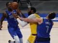 НБА: Лейкерс уступили Далласу, Милуоки разобрался с Филадельфией