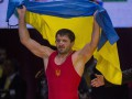 Украинца признали лучшим борцом 2013 года