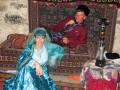 Фотогалерея: Фото на фоне ковра. Супруги Аршавины погостили в Баку