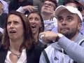 Этот неловкий момент: камера для поцелуев на матче НБА попала на маму и сына
