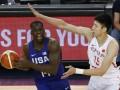 Баскетболист сборной США по ошибке загрузил фото гениталий в интернет