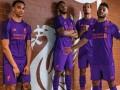Яркий образ: Ливерпуль представил новую гостевую форму на сезон 2018/19