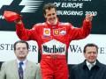 Сайт Шумахера заработает специально к 20-летию его первой победы в Формуле-1