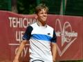 Белинский вышел в четвертьфинал юниорского US Open в парном разряде