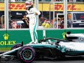 Квалификация Гран-при Австралии: Хэмилтон завоевал поул