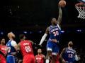 НБА: Лейкерс обыграл Финикс, Вашингтон без шансов проиграл Орландо