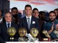 Президент Реала: У Роналду четыре Золотых мяча и он будет бороться за пятый