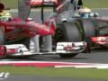 Первый триумф Ferrari. Лучшие моменты Гран-при Великобритании