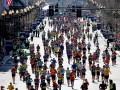 В Аргентине победитель забега скончался прямо на пьедестале почета