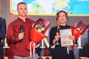 Победа Костевич и триумф Абраменко: как в Киеве награждали Героев спортивного года