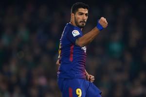 Суарес установил новый рекорд в истории Барселоны