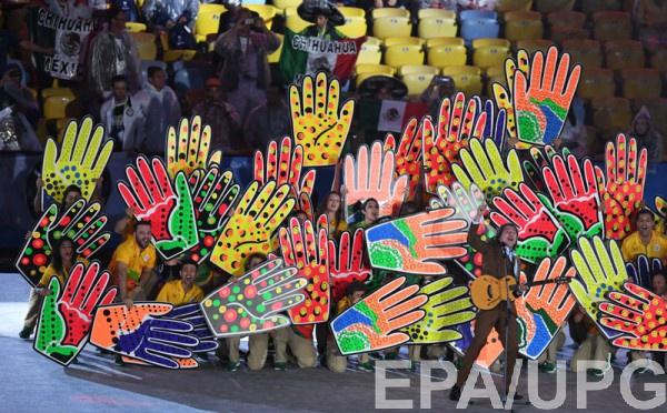 Закрытие Олимпийских игр в Рио