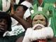 Умудренные сединами болельщики сборной Нигерии игрой своей команды были весьма расстроены