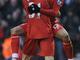 Афонсо Алвеш празднует гол в ворота Сандерленда