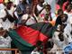 Болельщики сборной Замбии: Нас мало, но мы с флагом
