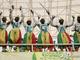 Сенегальский боди-арт