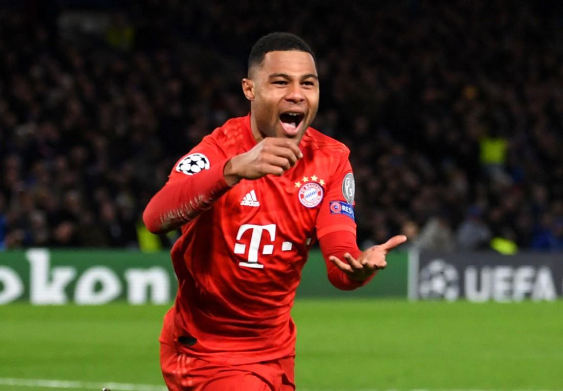 Бавария уничтожила Челси