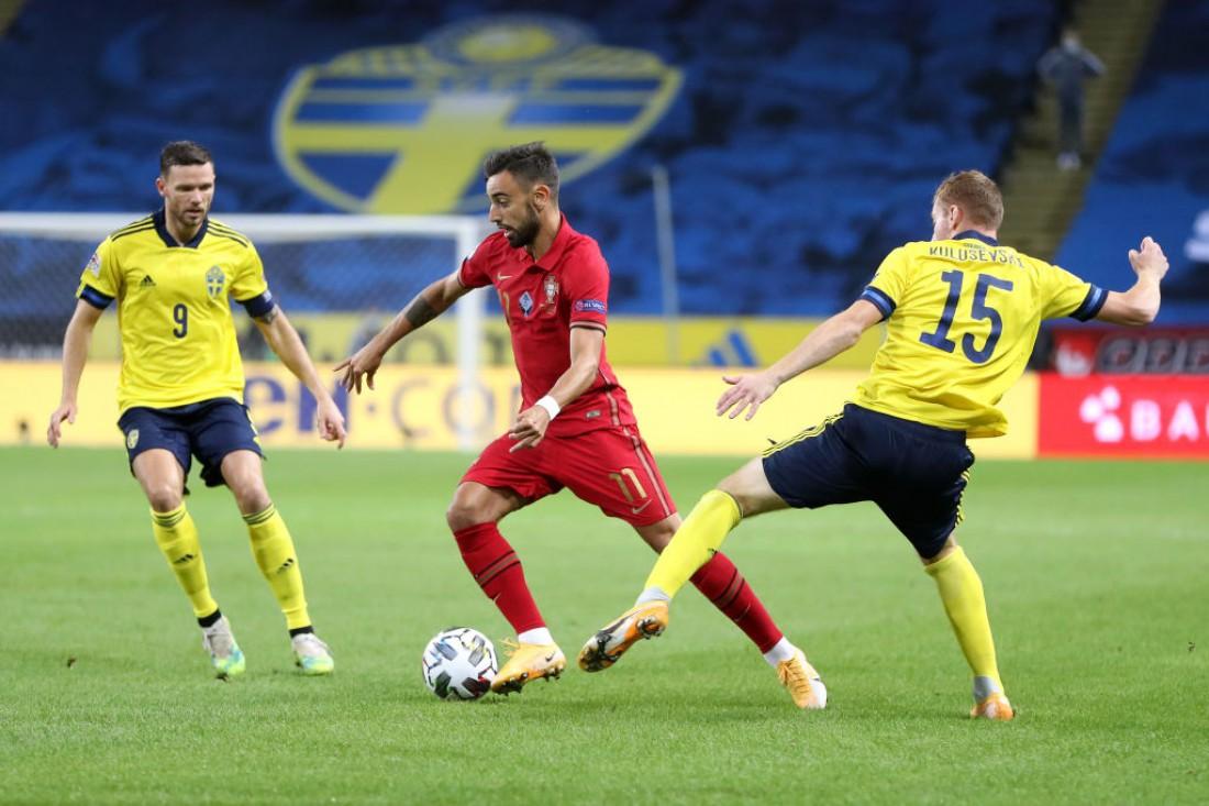 Португалия - Швеция: видео голов и обзор матча