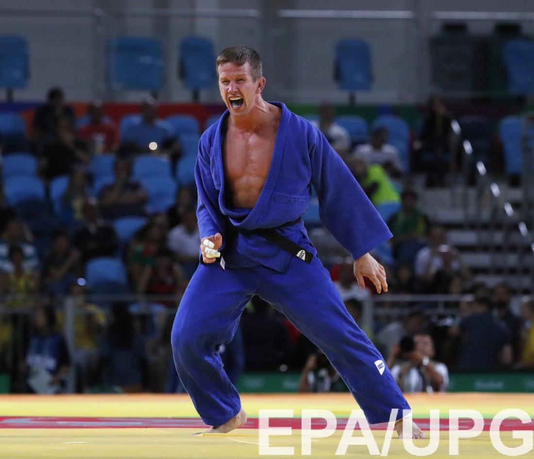 Дирк ван Тихелт – бронзовый призер Рио
