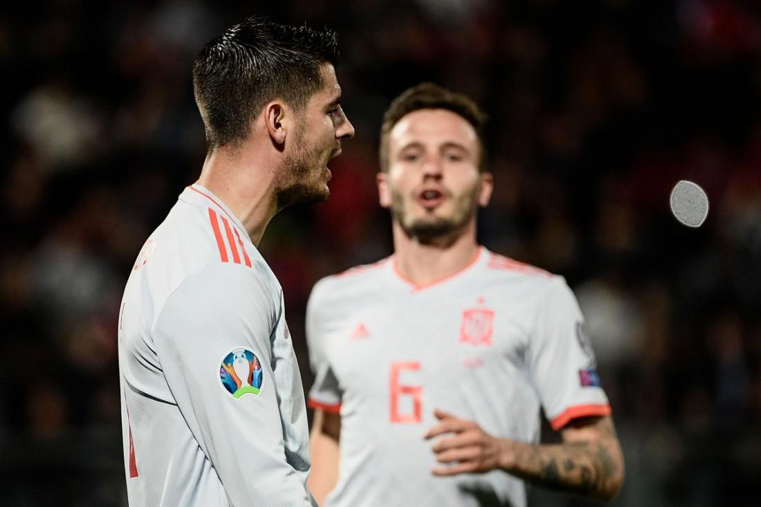 Испания победила Мальту