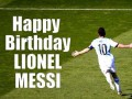 С Днем рождения, Лео! Как фанаты в соцсетях поздравили Месси (фото)