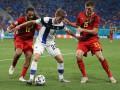 Бельгия всухую обыграла Финляндию