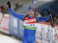 Хохфильцен: Бергман побеждает в спринте