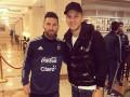 Курьез дня: Месси не узнал аргентинского игрока Зенита