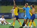 Украинские футболисты - чемпионы Паралимпиады