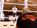 Под тренерским взором. Виталий Кличко готовится к бою с Мануелем Чарром