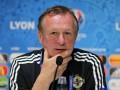 Тренер Северной Ирландии: Провели фантастический матч на волшебном стадионе