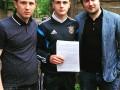 Киевское Динамо подписало молодого украинского полузащитника