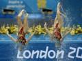 Российские синхронистки завоевали золото Олимпиады-2012