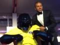 Мбаппе перебил ставку Неймара на аукционе и купил скульптуру гориллы за 550 тысяч