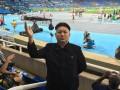 На Олимпиаде в Рио заметили двойника Ким Чен Ына