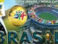 Определилась первая пара четвертьфинала чемпионата мира по футболу 2014