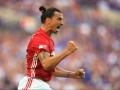 Прям Юлий Цезарь: Ибрагимович подытожил свое пребывание в Манчестер Юнайтед