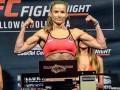 Мороз проведет бой против Хилл на UFC on FOX 28
