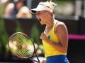 Костюк вышла в полуфинал турнира в Швейцарии