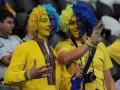 Болельщики просят Коллину покинуть Украину