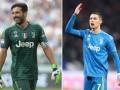 Буффон, Роналду и Видаль - в сборной Ювентуса прошлого десятилетия по версии AS