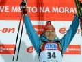 Биатлон: Пидгрушная становится третьей в спринте